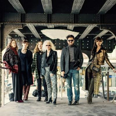 Julian de la Chica + Scorchio Quartet + Radmila Lolly