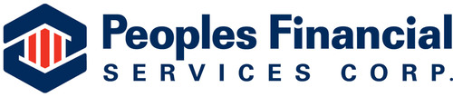 Peoples Financial Services Corp. Logo. (PRNewsFoto/Peoples Financial Services Corp.) (PRNewsFoto/PEOPLES FINANCIAL SERVICES CORP_) (PRNewsFoto/PEOPLES FINANCIAL SERVICES CORP.)