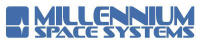 Millennium Logo (PRNewsFoto/Millennium Space Systems)