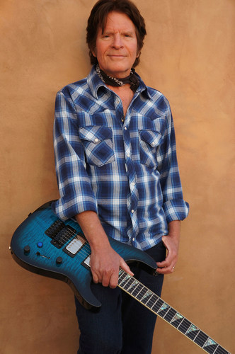 John Fogerty rocks the main stage at Gathering of the Vibes Friday, Aug 1, 2014 at 8:30 pm. (PRNewsFoto/Gathering of the Vibes)
