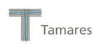Tamares logo
