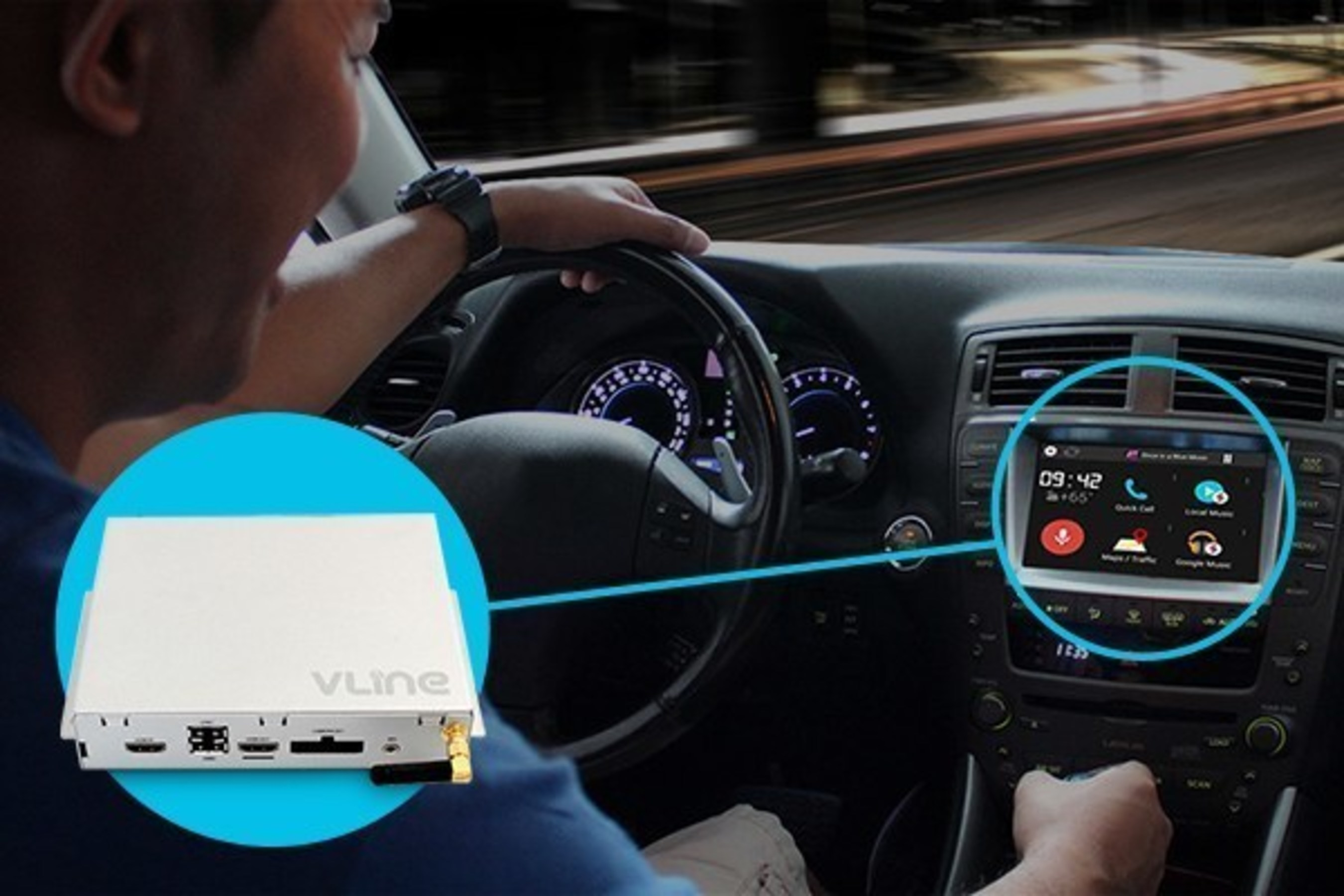 GROM Audio Announces the Release of VLine - Infotainment