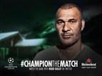 Heineken® acerca a los estadounidenses fanáticos del fútbol al juego de sus sueños, gracias a la campaña UEFA Champions League