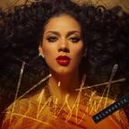 "Kristal ""Silhouette"" cover art photographed by Derek Blanks.  (PRNewsFoto/Voltron Recordz)"