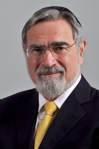 Rabbi Lord Jonathan Sacks Awarded 2016 Templeton Prize (PRNewsFoto/Templeton Prize London Press) (PRNewsFoto/Templeton Prize London Press)