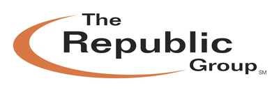 Republic Group logo. (PRNewsFoto)