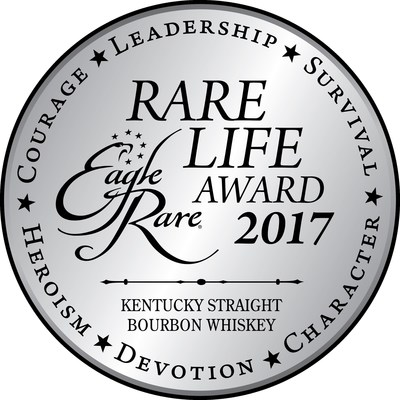 2017 Eagle Rare Life Awards to Distribute $80,000 to Charities