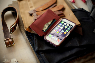 OtterBox Announces Leather Folio Case: Strada Series for iPhone 6, GALAXY S6