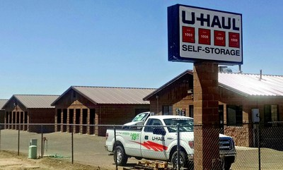 U-Haul Company of New Mexico Expands Operations in Rio Rancho (PRNewsFoto/U-Haul)