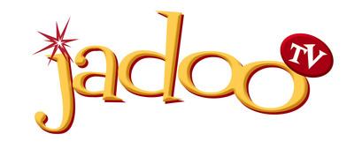 JadooTV logo.  (PRNewsFoto/Vidillion Inc.)