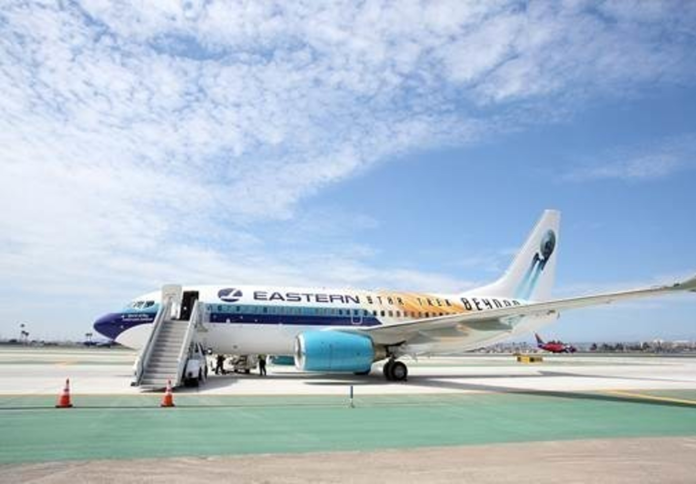 Paramount Pictures and Eastern Air Lines Sign Marketing Partnership