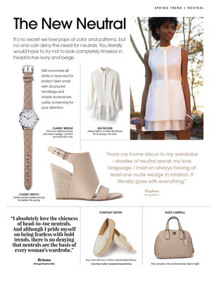 TangerStyle Magazine - New Neutral