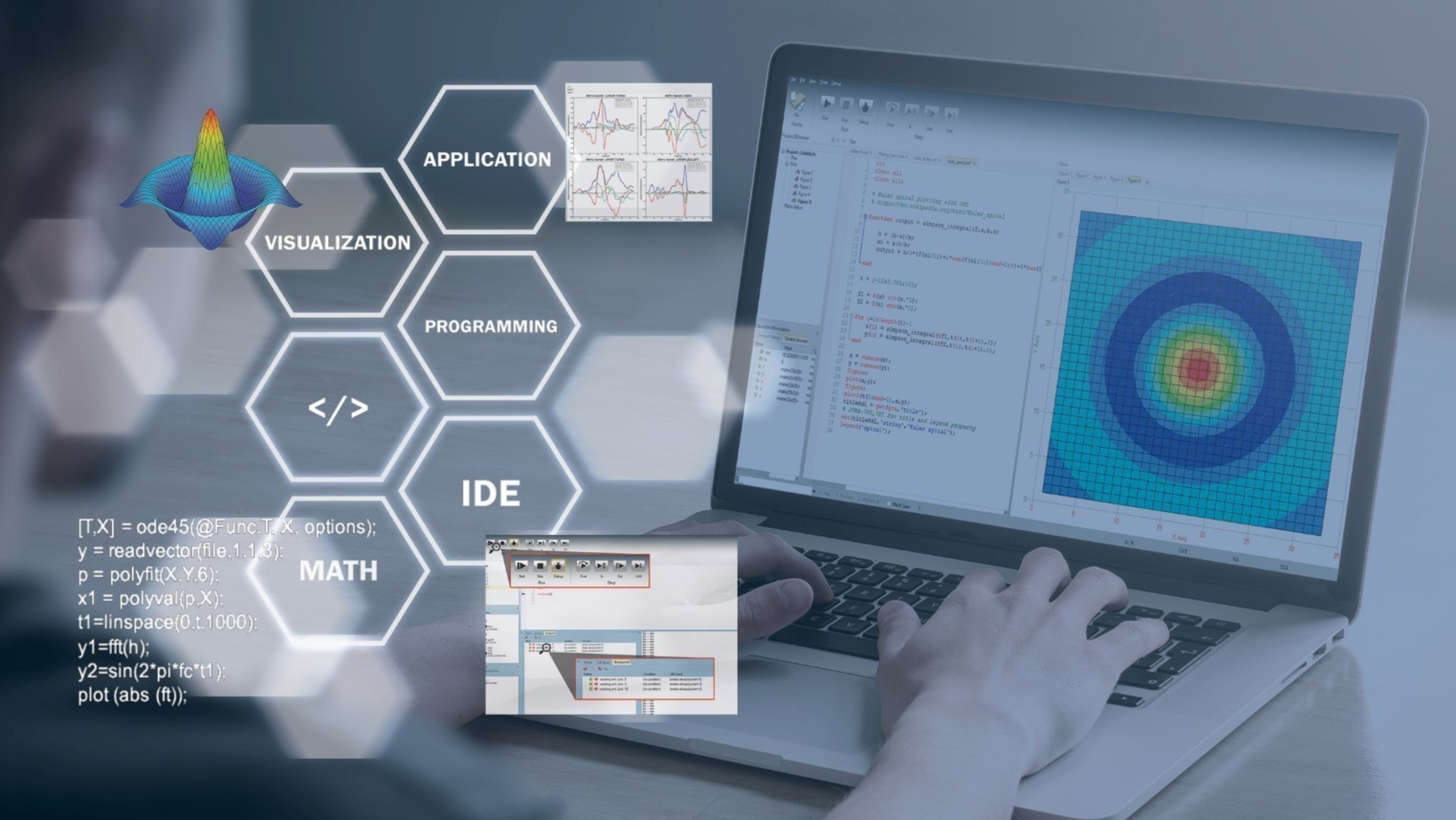 solidThinking Compose - Numerical Computing Environment for Science & Engineering