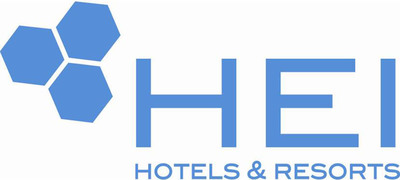 HEI Hotels & Resorts logo.  (PRNewsFoto/HEI Hotels & Resorts)