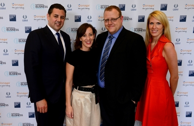Five Finalists Announced for Duke of York New Entrepreneur of the Year Award