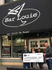 Bar Louie Salutes Veterans and Active Military with Free Entrée on Veterans Day and Offers 'Give Back' Donation to Operation Homefront