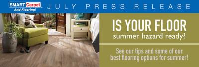 Is your floor summer hazard ready?