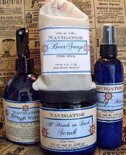 The Navigator Collection - photo. (PRNewsFoto/Under the Willow) (PRNewsFoto/UNDER THE WILLOW)