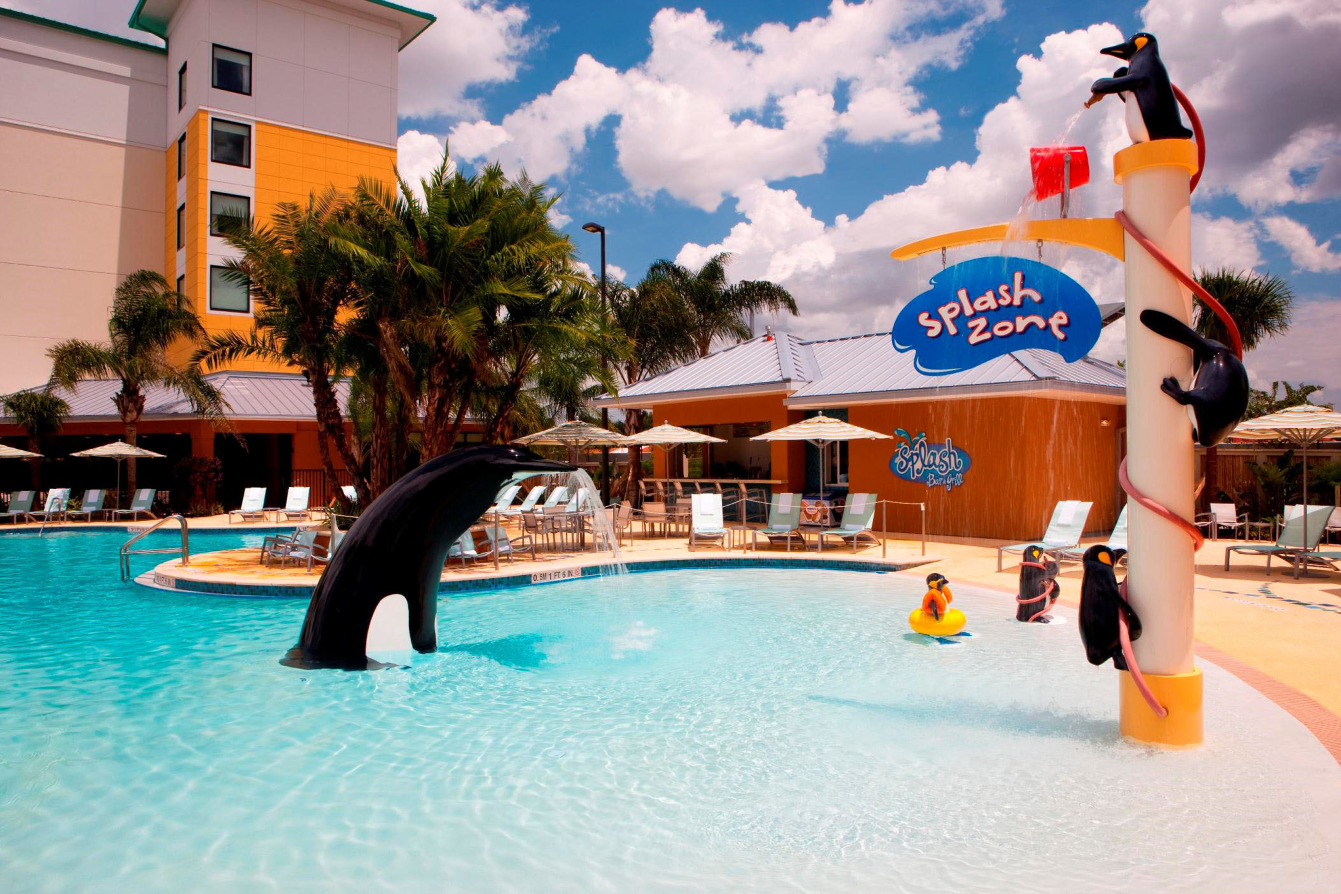 SpringHill Suites Orlando at SeaWorld, Fairfield Inn & Suites Orlando at SeaWorld and Residence Inn Orlando at SeaWorld offer easy access to Viva La Musica along with special benefits including complimentary quick queue at SeaWorld and free transportation to Orlando's hottest theme parks. For information, contact Jamie Caraher at 1-407-354-1176.