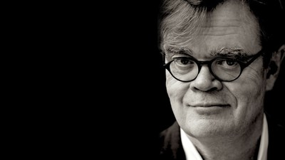 """Garrison Keillor to appear in """"An Evening for Africa,"""" Sept. 23 at State Theater in Eau Claire, WI"""