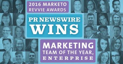 PR Newswire Wins
