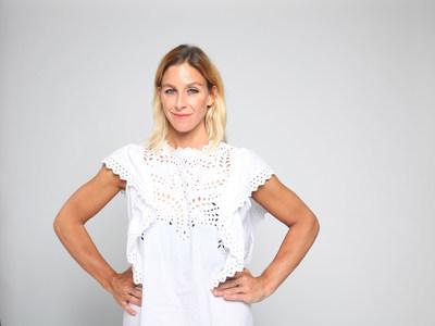Editor of Time Out New York, Carla Sosenko