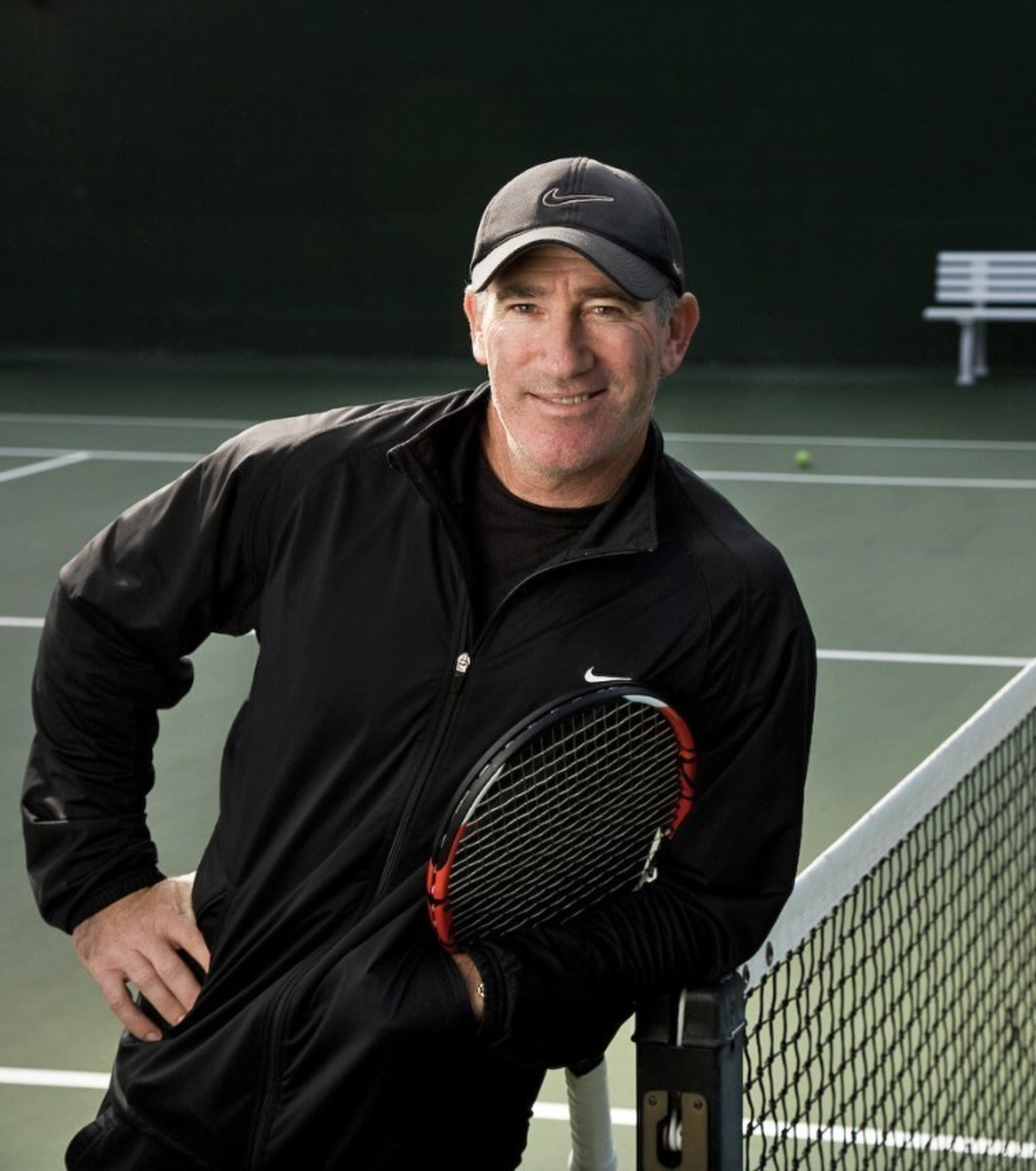 Private tennis lesson with former pro and Olympic medalist Brad Gilbert, who has also coached such tennis stars as Andre Agassi, Andy Roddick and Andy Murray, in addition to serving as an ESPN host.