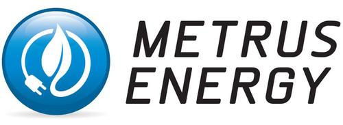 Metrus Energy. (PRNewsFoto/Metrus Energy) (PRNewsFoto/METRUS ENERGY)