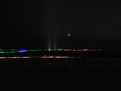 A New World Record - The One Million Light Fantastic