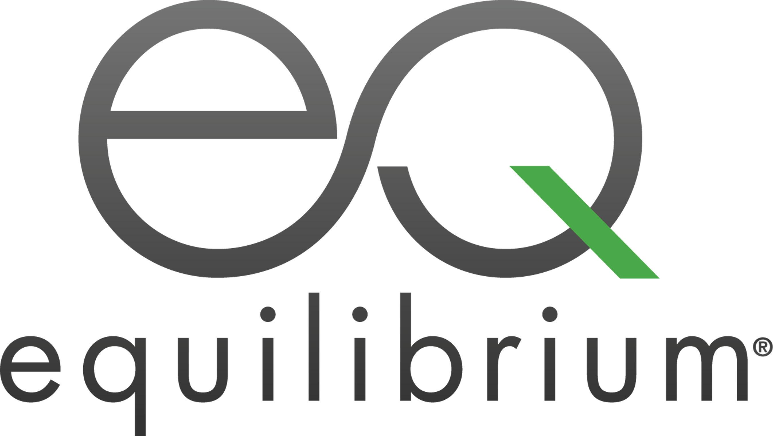Equilibrium logo.