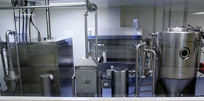 Installation of Pharmatek's New Mobile Minor Spray Dryer