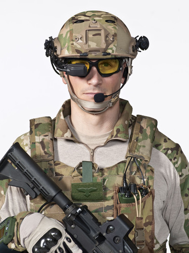 Harris Corporation Introduces Modular, Flexible FalconFighter™ for Future Soldier System Programs