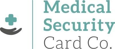 Medical Security Card Company, LLC Logo (PRNewsFoto/Medical Security Card Company,)