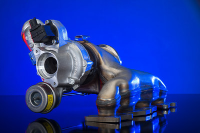 BorgWarner's turbocharging technology improves fuel economy and reduces emissions for all of Volvo's new four-cylinder gasoline engines.