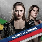 World Bantamweight Championship Rousey vs. Correia