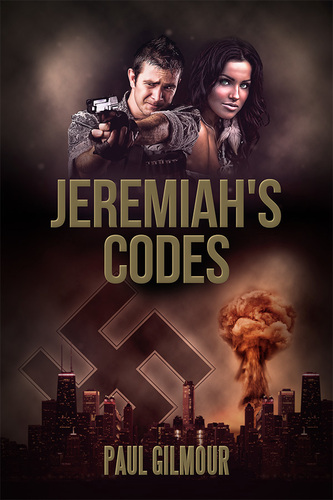 Jeremiah's Code Book Cover (PRNewsFoto/Paul Gilmour)