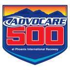 The AdvoCare 500 at Phoenix International Raceway.  (PRNewsFoto/Phoenix International Raceway)