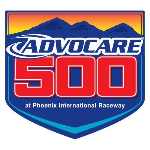The AdvoCare 500 at Phoenix International Raceway.  (PRNewsFoto/Phoenix International Raceway)