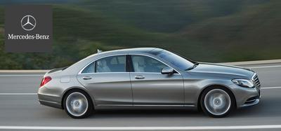 New 2014 Mercedes-Benz S-Class coming soon to Loeber Motors!  (PRNewsFoto/Loeber Motors)