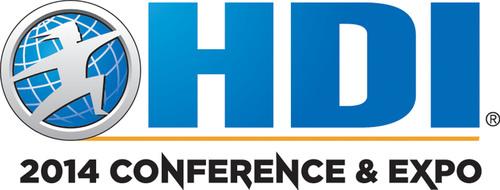HDI 2014 Conference & Expo. (PRNewsFoto/HDI) (PRNewsFoto/HDI)
