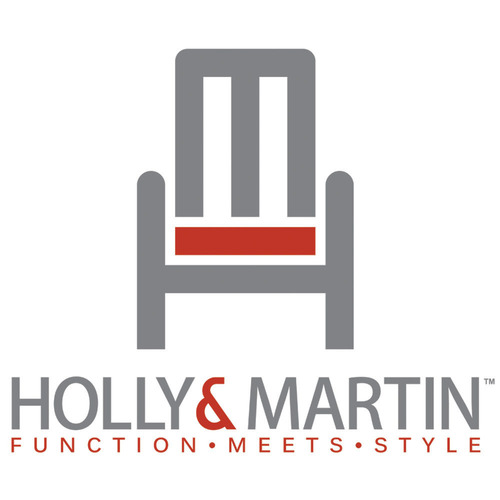 SEI launches Holly & Martin(TM) brand with an initiative to connect with the modern consumer and utilize their values and interests to produce furniture that works in the home of today.  (PRNewsFoto/Southern Enterprises, Inc.)