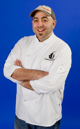 """Duff Goldman, star of """"Ace of Cakes"""" and owner of Charm City Cakes. (PRNewsFoto/Resurrection University )"""