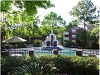 One of Five Resort Pools