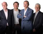 Forsys Subsea leadership team - L to R: Gerald Bouhourd, Arild Selvig, Rasmus Sunde, Alain Marion