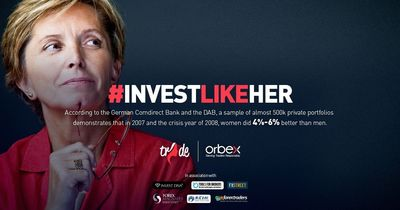 Forex Broker, Orbex, Celebrates the International Women's Day with 'Invest Like Her' Campaign