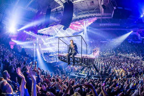 Justin Timberlake to Bring the 20/20 Experience World Tour Back to North America.  Photo:  Ralph Larmann.  ...