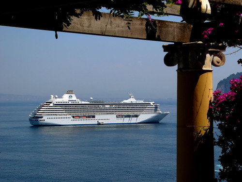 Crystal Cruises' 2013 savings offers include multiple deals for Mediterranean sailings.  Pictured here, ...