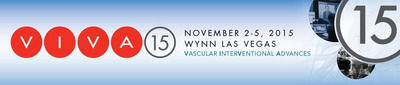 LATE-BREAKING ENDOVASCULAR CLINICAL TRIAL RESULTS ANNOUNCED AT VIVA 15