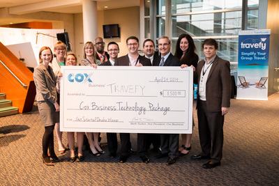 """Group travel planner Travefy wins Cox Business and Inc. Magazine's """"Get Started Omaha"""" startup competition"""