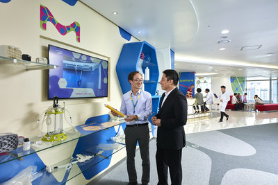 Merck Unveils New State-of-the-Art M Lab(TM) Collaboration Center in Korea